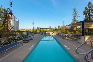 """Photo 27: 4202 3080 LINCOLN Avenue in Coquitlam: North Coquitlam Condo for sale in """"1123 WESTWOOD"""" : MLS®# R2456855"""
