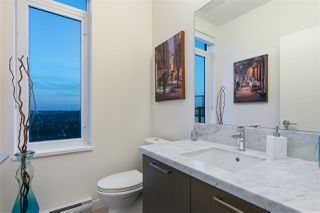 "Photo 23: 4202 3080 LINCOLN Avenue in Coquitlam: North Coquitlam Condo for sale in ""1123 WESTWOOD"" : MLS®# R2456855"