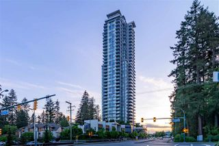 "Photo 2: 4202 3080 LINCOLN Avenue in Coquitlam: North Coquitlam Condo for sale in ""1123 WESTWOOD"" : MLS®# R2456855"