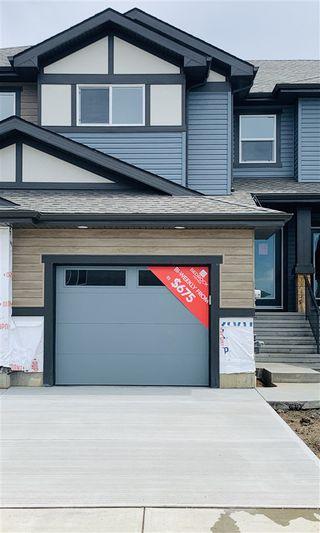 Photo 1: 289 Larch Crescent: Leduc House Half Duplex for sale : MLS®# E4204030