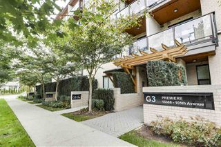 "Photo 3: 207 15388 105 Avenue in Surrey: Guildford Condo for sale in ""G3 Residences"" (North Surrey)  : MLS®# R2507851"
