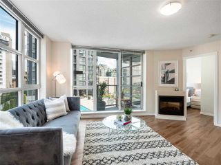 "Main Photo: 502 1199 SEYMOUR Street in Vancouver: Downtown VW Condo for sale in ""Brava"" (Vancouver West)  : MLS®# R2389566"