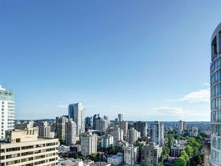 "Photo 14: 2805 1200 W GEORGIA Street in Vancouver: West End VW Condo for sale in ""RESIDENCES ON GEORGIA"" (Vancouver West)  : MLS®# R2412352"