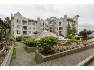 Photo 1: 307 2585 WARE Street in Abbotsford: Central Abbotsford Condo for sale : MLS®# R2414865