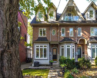 Photo 1: 216A Hamilton Street in Toronto: South Riverdale House (3-Storey) for sale (Toronto E01)  : MLS®# E4619870