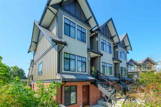 Photo 1: 112 7180 BARNET ROAD in Burnaby: Westridge BN Townhouse for sale (Burnaby North)  : MLS®# R2393056