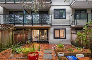 """Photo 3: 106 240 MAHON Avenue in North Vancouver: Lower Lonsdale Condo for sale in """"SEADALE PLACE"""" : MLS®# R2427170"""