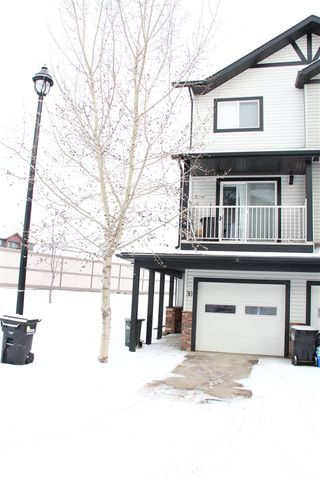 Photo 1: 30 11 Clover Bar Lane NW: Sherwood Park Townhouse for sale : MLS®# E4186990