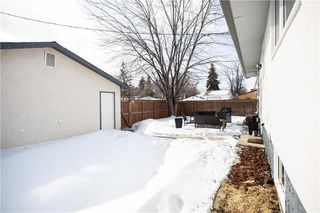 Photo 27: 1236 Edderton Avenue in Winnipeg: West Fort Garry Residential for sale (1Jw)  : MLS®# 202005842