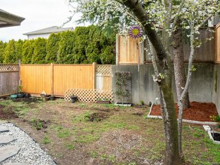 Photo 25: 5 798 ROBRON ROAD in CAMPBELL RIVER: CR Campbell River Central Row/Townhouse for sale (Campbell River)  : MLS®# 837206