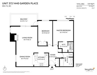 Photo 20: 372 1440 GARDEN Place in Delta: Cliff Drive Condo for sale (Tsawwassen)  : MLS®# R2449262