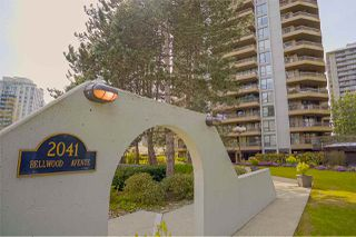 Main Photo: 601 2041 BELLWOOD AVENUE in Burnaby: Brentwood Park Condo for sale (Burnaby North)  : MLS®# R2450549