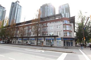 """Photo 1: 306 1163 THE HIGH Street in Coquitlam: North Coquitlam Condo for sale in """"KENSINGTON COURT"""" : MLS®# R2470572"""