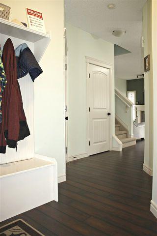 Photo 2: 11909 21 Avenue in Edmonton: Zone 55 House Half Duplex for sale : MLS®# E4208493