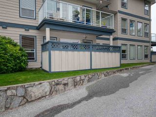 "Main Photo: 106 5768 MARINE Way in Sechelt: Sechelt District Condo for sale in ""Cypress Ridge"" (Sunshine Coast)  : MLS®# R2507280"
