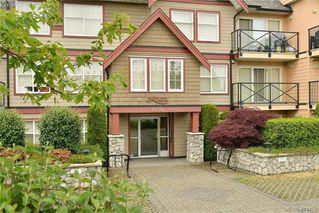 Photo 2: 103 1618 North Dairy Road in VICTORIA: SE Cedar Hill Condo Apartment for sale (Saanich East)  : MLS®# 414455