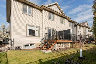 Photo 22: 7 1128 156 Street in Edmonton: Zone 14 House Half Duplex for sale : MLS®# E4177540