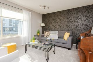 Photo 4: 7 1128 156 Street in Edmonton: Zone 14 House Half Duplex for sale : MLS®# E4177540