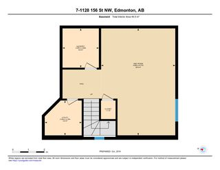 Photo 26: 7 1128 156 Street in Edmonton: Zone 14 House Half Duplex for sale : MLS®# E4177540