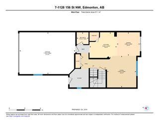 Photo 24: 7 1128 156 Street in Edmonton: Zone 14 House Half Duplex for sale : MLS®# E4177540