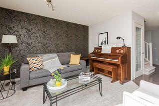 Photo 5: 7 1128 156 Street in Edmonton: Zone 14 House Half Duplex for sale : MLS®# E4177540
