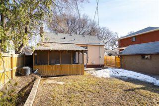 Photo 22: 1009 Fleet Avenue in Winnipeg: Crescentwood Residential for sale (1Bw)  : MLS®# 202006897