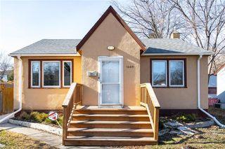 Photo 1: 1009 Fleet Avenue in Winnipeg: Crescentwood Residential for sale (1Bw)  : MLS®# 202006897
