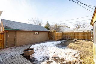 Photo 24: 1009 Fleet Avenue in Winnipeg: Crescentwood Residential for sale (1Bw)  : MLS®# 202006897