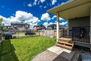 Photo 23: 18 1550 Paton Crescent in Saskatoon: Willowgrove Residential for sale : MLS®# SK815273