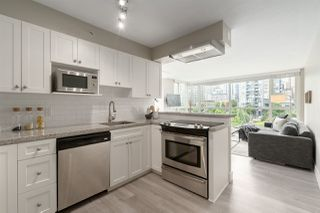 "Photo 7: 409 1188 RICHARDS Street in Vancouver: Yaletown Condo for sale in ""Park Plaza"" (Vancouver West)  : MLS®# R2475181"