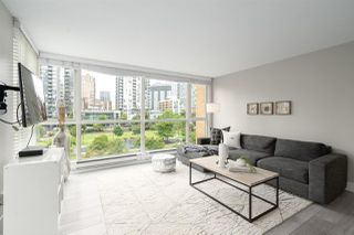 "Photo 2: 409 1188 RICHARDS Street in Vancouver: Yaletown Condo for sale in ""Park Plaza"" (Vancouver West)  : MLS®# R2475181"