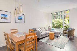 "Main Photo: 102 2321 SCOTIA Street in Vancouver: Mount Pleasant VE Condo for sale in ""Social"" (Vancouver East)  : MLS®# R2477801"