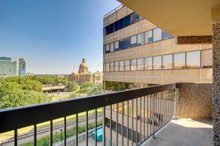 Photo 25: 604 9715 110 Street in Edmonton: Zone 12 Condo for sale : MLS®# E4209936