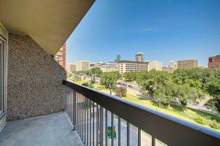 Photo 23: 604 9715 110 Street in Edmonton: Zone 12 Condo for sale : MLS®# E4209936