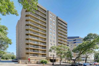 Photo 1: 604 9715 110 Street in Edmonton: Zone 12 Condo for sale : MLS®# E4209936