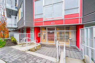 "Photo 39: 107 417 GREAT NORTHERN Way in Vancouver: Strathcona Condo for sale in ""CANVAS"" (Vancouver East)  : MLS®# R2519961"