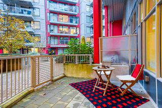 "Photo 31: 107 417 GREAT NORTHERN Way in Vancouver: Strathcona Condo for sale in ""CANVAS"" (Vancouver East)  : MLS®# R2519961"
