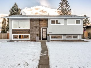 Main Photo: 9736 Academy Drive SE in Calgary: Acadia Detached for sale : MLS®# A1062383