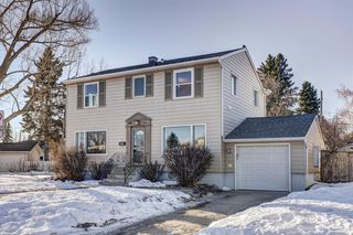 Main Photo: 2611 Exshaw Road NW in Calgary: Banff Trail Detached for sale : MLS®# A1062599