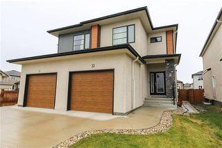 Photo 1: 33 Lark Ridge Way in Winnipeg: Waverley West Residential for sale (1R)  : MLS®# 202000625