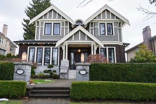 Main Photo: 5968 ATHLONE Street in Vancouver: South Granville House for sale (Vancouver West)  : MLS®# R2430153