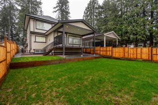 Photo 36: 1408 KING ALBERT Avenue in Coquitlam: Central Coquitlam House for sale : MLS®# R2460372