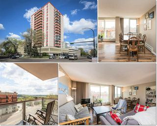Photo 1: 505 10011 116 Street in Edmonton: Zone 12 Condo for sale : MLS®# E4200203