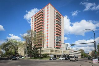 Photo 2: 505 10011 116 Street in Edmonton: Zone 12 Condo for sale : MLS®# E4200203