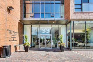 Photo 2: 1501 33 Mill Street in Toronto: Waterfront Communities C8 Condo for sale (Toronto C08)  : MLS®# C4804179