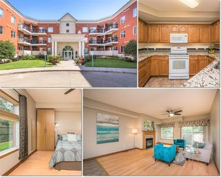 Photo 1: 102 260 STURGEON Road: St. Albert Condo for sale : MLS®# E4207629