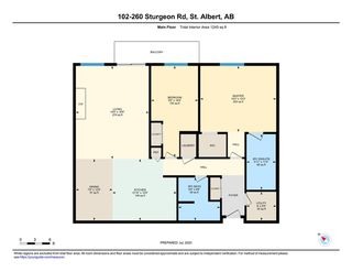 Photo 50: 102 260 STURGEON Road: St. Albert Condo for sale : MLS®# E4207629