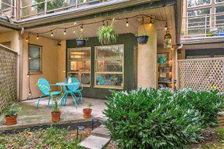 "Photo 23: 102 22277 122 Avenue in Maple Ridge: West Central Condo for sale in ""THE GARDENS"" : MLS®# R2498327"