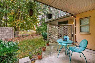 "Photo 21: 102 22277 122 Avenue in Maple Ridge: West Central Condo for sale in ""THE GARDENS"" : MLS®# R2498327"