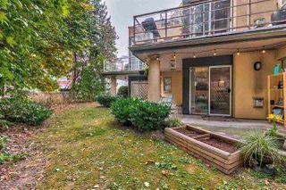 "Photo 22: 102 22277 122 Avenue in Maple Ridge: West Central Condo for sale in ""THE GARDENS"" : MLS®# R2498327"